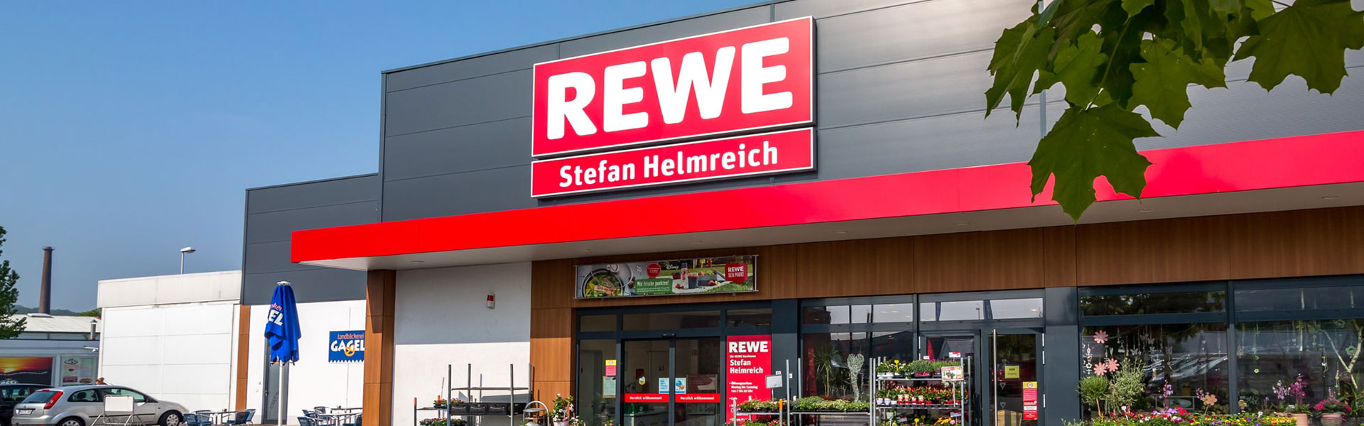 REWE in Ebelsbach